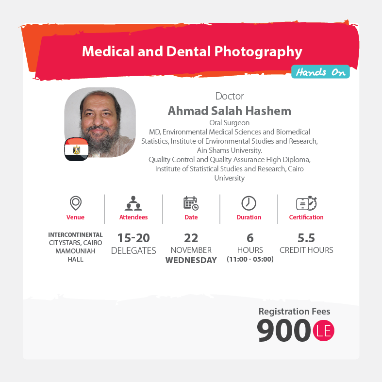 Medical and Dental Photography – EDA